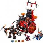 LEGO Nexo Knights 70316 Jestros Evil Mobile