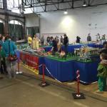 LEGO® terepasztal a TEMOFESZT-en Kockajáték Klub