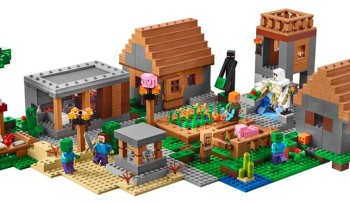 LEGO® Minecraft™ The Village 21128