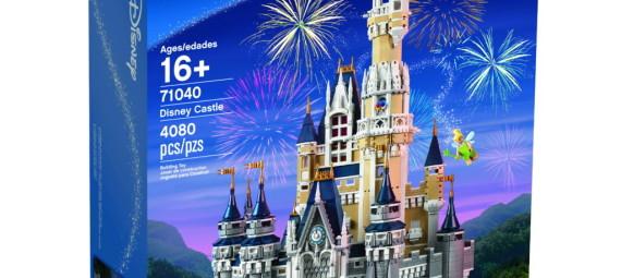 LEGO-71040-Disney-Castle-Disneyland-Castle-1